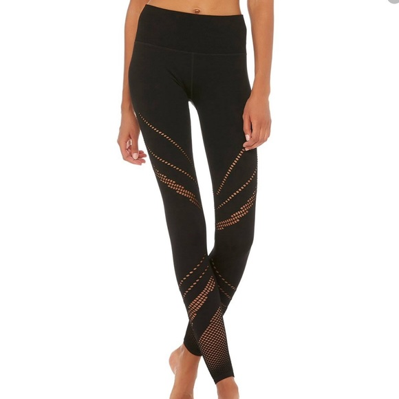 02b577872b ALO Yoga Pants | Highwaist Seamless Leggings Size Small | Poshmark